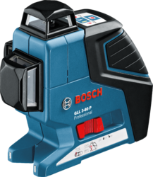 фото Лазерный нивелир Bosch GLL 3-80 P + BS 150 0601063306
