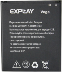 Аккумулятор для Explay Vega ORIGINAL SotMarket.ru 960.000