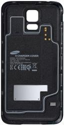 Накладка на заднюю часть для Samsung Galaxy S5 SM-G900F Charger Cover EP-CG900I ORIGINAL SotMarket.ru 1440.000