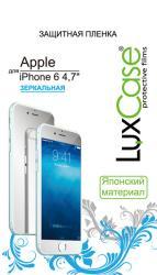 фото Защитная пленка для Apple iPhone 6 LuxCase зеркальная