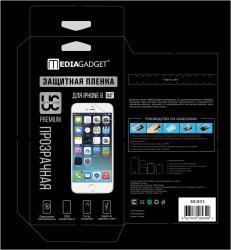 фото Защитная пленка для Apple iPhone 6 Plus Media Gadget Premium прозрачная