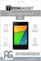 Фото антибликовой защитной пленки для Asus ZenFone 5 Media Gadget Premium