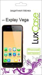 фото Защитная пленка для Explay Vega LuxCase Суперпрозрачная