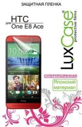фото Защитная пленка для HTC One E8 Dual Sim LuxCase суперпрозрачная