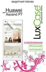 фото Защитная пленка для Huawei Ascend P7 LuxCase суперпрозрачная