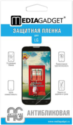 фото Защитная пленка для LG L60 X145 Media Gadget Premium антибликовая