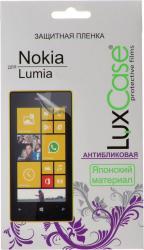 Фото антибликовой защитной пленки для Nokia Lumia 730 Dual Sim LuxCase