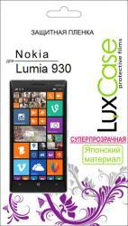 Фото защитной пленки для Nokia Lumia 930 LuxCase Суперпрозрачная