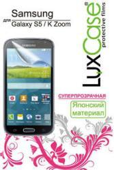 фото Защитная пленка для Samsung Galaxy K Zoom SM-C115 LuxCase суперпрозрачная