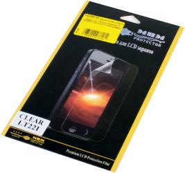 Фото глянцевой защитной пленки для Sony XPERIA P МВМ Premium