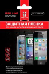 Фото матовой защитной пленки для Alcatel One Touch Idol X Red Line