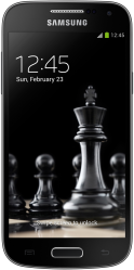 Фото Samsung Galaxy S4 mini i9195 Black Edition