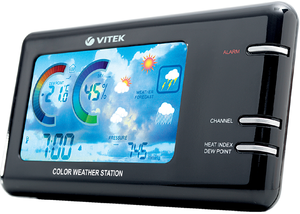 Фото метеостанции Vitek VT-6401