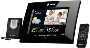 Фото метеостанции Vitek VT-6406