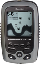 фото JJ-Connect Fisherman 220 Duo Ice Edition MARK II