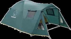 Фото палатки Greenell Veles 3 v.2