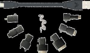 Фото USB дата-кабеля Avantree CGUS-SET-03