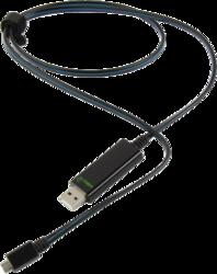фото USB дата-кабель для Barnes&Noble Nook Simple Touch Dexim DWA065
