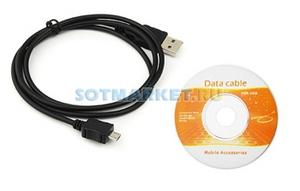 USB дата-кабель для Nokia 8600 Luna CA-101 + CD SotMarket.ru 540.000