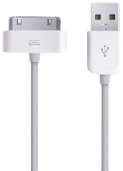 фото USB дата-кабель для Apple iPad 2 ONEXT USB 2.0 - 30 pin