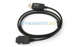 фото USB дата-кабель для Pantech GGF100 + CD