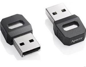 фото USB флешка Apacer Handy Steno AH134 8GB