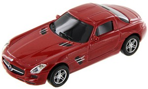 фото USB флешка Autodrive Mersedes-Benz SLS AMG 4GB