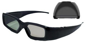 фото 3D очки Gonbes Wireless 3D Glasses G01