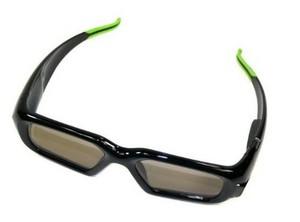 фото 3D очки NVIDIA 3D Vision Active Shutter Glasses