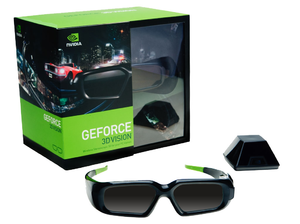 фото 3D очки NVIDIA 3D Vision GeForce LCD KIT