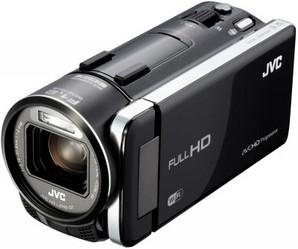 фото Видеокамера JVC Everio GZ-GX1