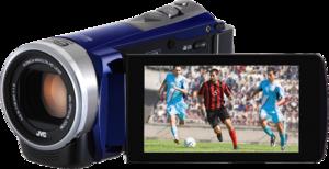 Фото камеры JVC Everio GZ-E300
