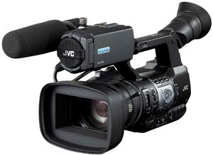 Фото камеры JVC GY-HM600