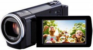 фото Видеокамера JVC Everio GZ-E15