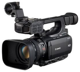 фото Видеокамера Canon XF100