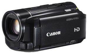 Фото камеры Canon LEGRIA HF M52