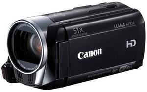 фото Видеокамера Canon LEGRIA HF R38