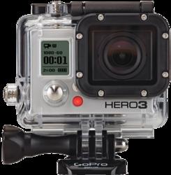 фото Видеокамера GoPro HD Hero 3 Black Edition Surf