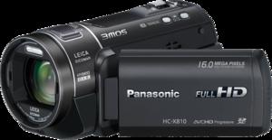 Фото камеры Panasonic HC-X810