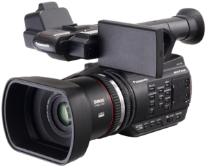 Фото камеры Panasonic AG-AC90EN