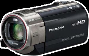 Фото камеры Panasonic HC-V710