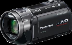Фото камеры Panasonic HC-X800
