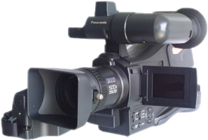 фото Видеокамера Panasonic NV-MD10000