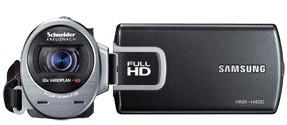 фото Видеокамера Samsung HMX-H400