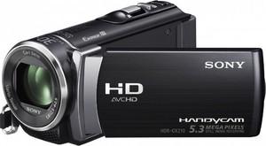 фото Видеокамера Sony HDR-CX210E