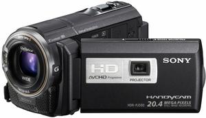 фото Видеокамера Sony HDR-PJ580E