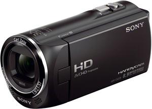 фото Видеокамера Sony HDR-CX220E