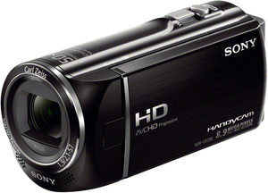 фото Видеокамера Sony HDR-CX280E