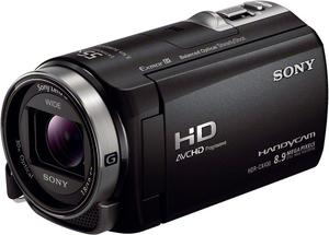 фото Видеокамера Sony HDR-CX400E
