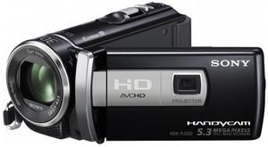 фото Видеокамера Sony HDR-PJ200E